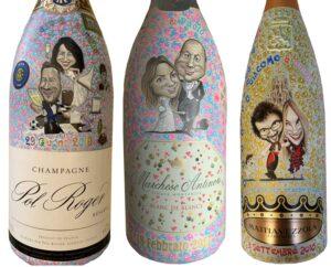 Bottiglie per Matrimonio
