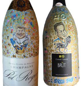 Bottiglie per Compleanno